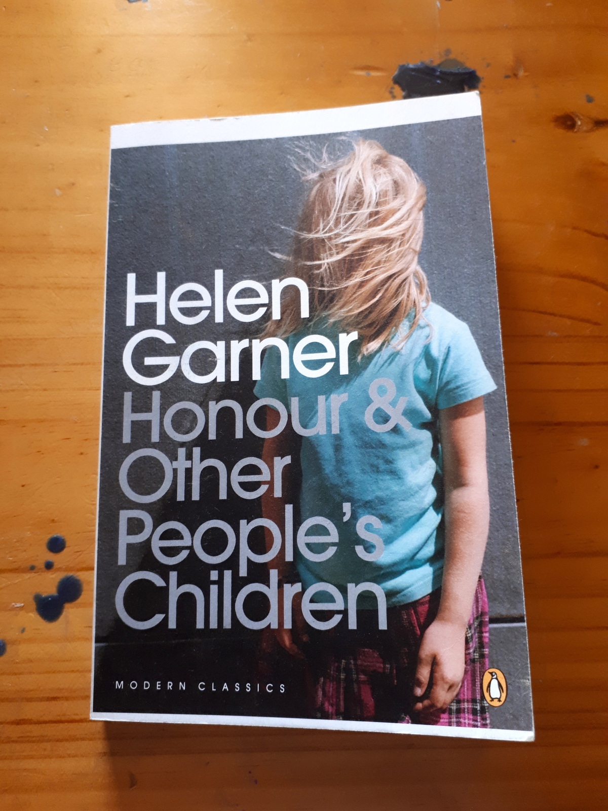 Honour & Other People's Children – Book Review
